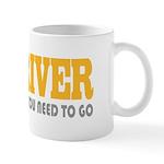 Funny Bus Driver Mug