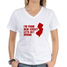 NEW JERSEY DRINKING SHIRT FUN Shirt