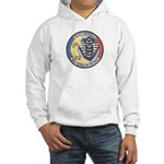 French Police Specops Hooded Sweatshirt