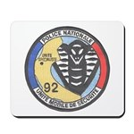 French Police Specops Mousepad