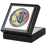 French Police Specops Keepsake Box
