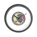 French Police Specops Wall Clock