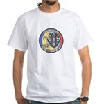French Police Specops White T-Shirt