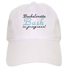 Bash in Progress Blue Baseball Cap
