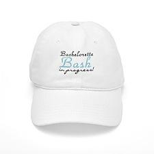 Bash in Progress Blue Baseball Cap