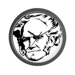Strk3 Schopenhauer Wall Clock