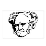 Strk3 Schopenhauer Postcards (Package of 8)