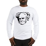 Strk3 Schopenhauer Long Sleeve T-Shirt