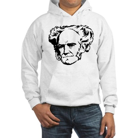 Strk3 Schopenhauer Hooded Sweatshirt