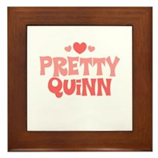 Quinn Framed Tile