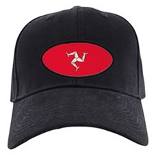Flag of Isle of Man Baseball Hat