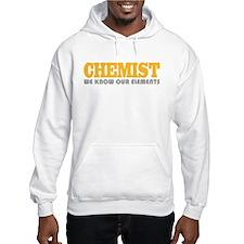 Funny Chemist Hoodie