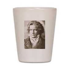 Composer Shot Glass
