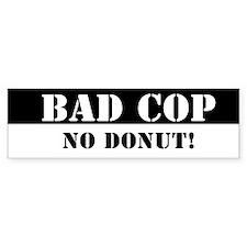 badcop Bumper Bumper Sticker