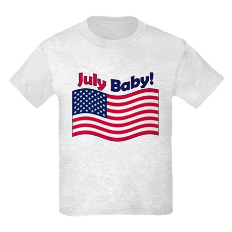 July Baby Kids Light T-Shirt