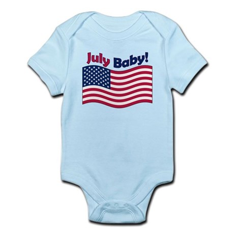 July Baby Infant Bodysuit