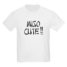 4-MisoCute7x7 T-Shirt