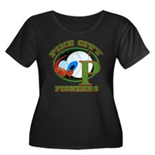 PC Pioneers Plus Size T-Shirt