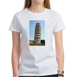Leaning Tower of Pisa Tee