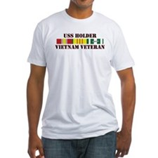 Vietnam Veteran USS Holder T-Shirt