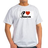 I love Soca T-Shirt
