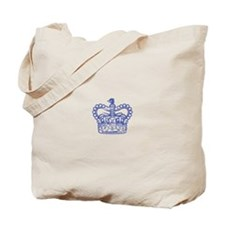 Once and Always-Queen Tote Bag