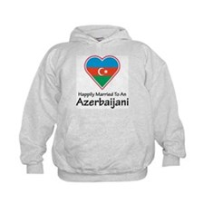 Happily Married Azerbaijani Hoodie