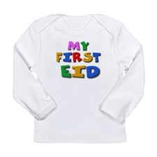 my first eid Long Sleeve T-Shirt