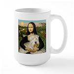 Mona's Wheaten Large Mug