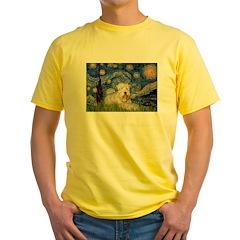 Starry / Wheaten T #1 Yellow T-Shirt