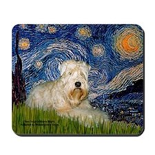 Starry / Wheaten T #1 Mousepad