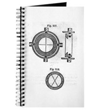 Crosshair Diagram Journal