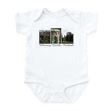 Blarney Castle, 3 vert. photo Infant Bodysuit
