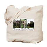 Blarney Castle, 3 vert. photo Tote Bag