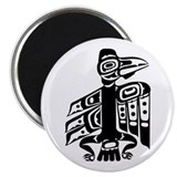 Raven, Cicely, Alaska 2.25&quot; Magnet (10 pack)