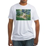Bridge & Wheaten Fitted T-Shirt