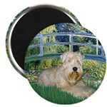 Bridge & Wheaten Magnet