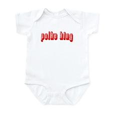Polka King Infant Bodysuit