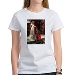 Princess & Wheaten Women's T-Shirt