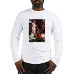 Princess & Wheaten Long Sleeve T-Shirt