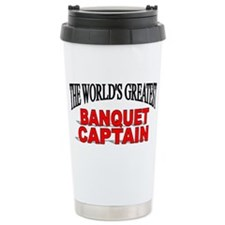 Cute Banquets Travel Mug