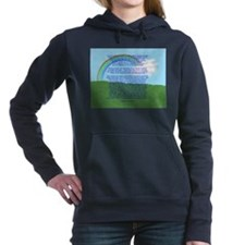RainbowBridge2.jpg Women's Hooded Sweatshirt