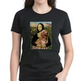 Mona's Golden Retriever Tee