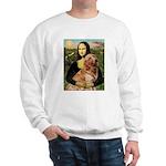 Mona's Golden Retriever Sweatshirt