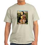 Mona's Golden Retriever Light T-Shirt
