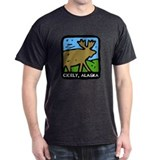 Cicely Alaska Moose T-Shirt