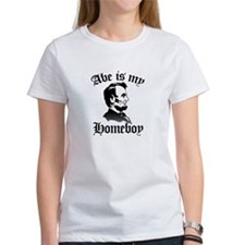Cute Abraham lincoln Tee