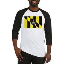 Baltimore Flag Baseball Jersey