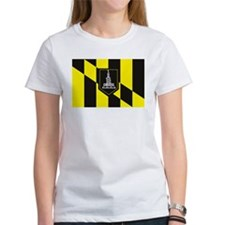 Baltimore Flag Tee