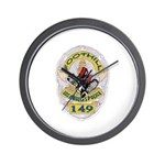L.A. Foothill Division Wall Clock